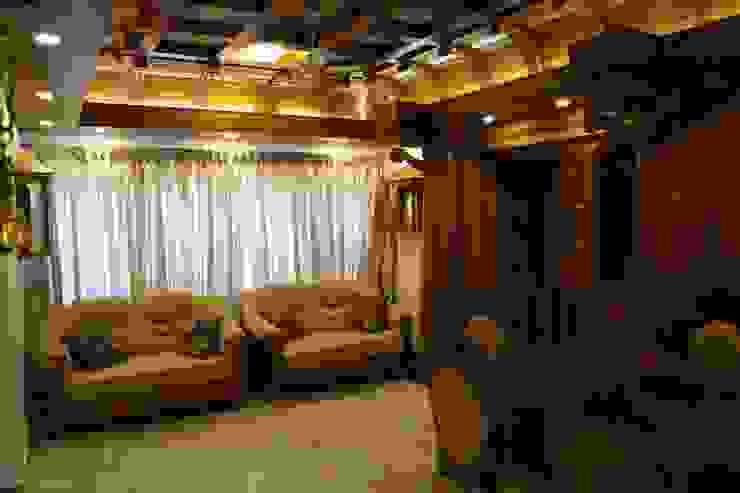 Stunning Contemporary Interior Design Works Modern living room by Premdas Krishna Modern