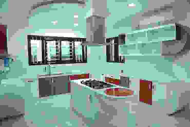 Premdas Krishna Modern kitchen