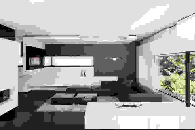 CASA MURANO Moderne Wohnzimmer von LEE+MIR Modern