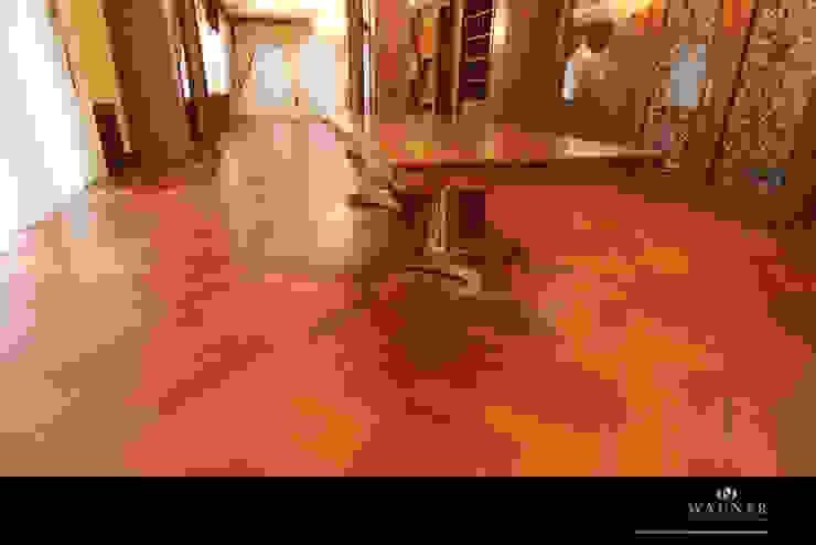 Ess- & Wohnzimmer mit Esstisch Wagner Möbel Manufaktur Klassische Esszimmer