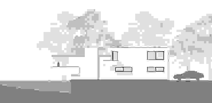 Villa aan de Maas van Tim Knubben | Architectural Designer