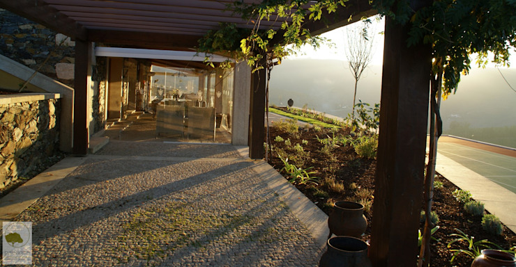Quinta Maria Izabel por Paisagem Instantânea, Lda