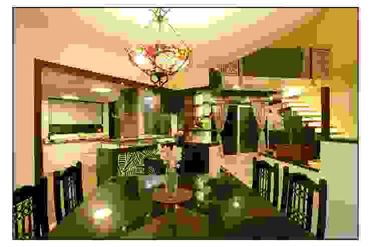 Navmiti Designs Modern dining room