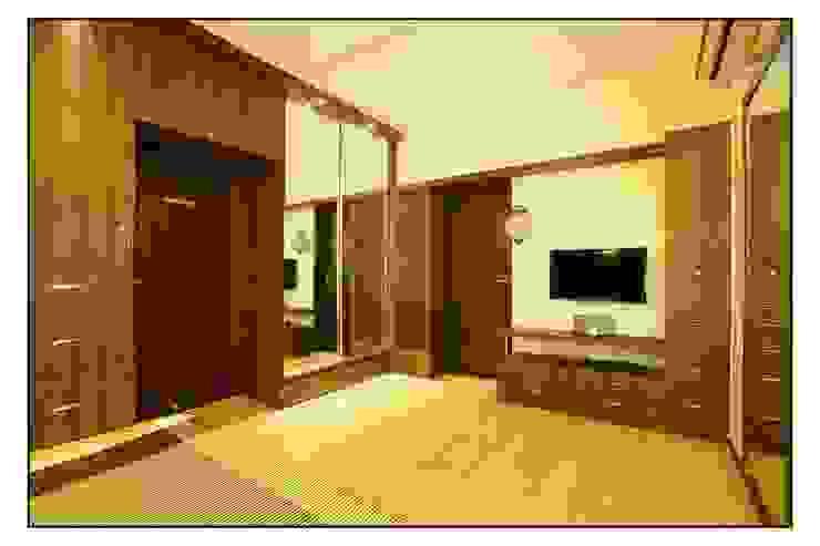 Navmiti Designs Modern style bedroom
