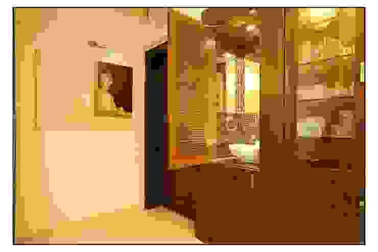 Navmiti Designs Modern bathroom
