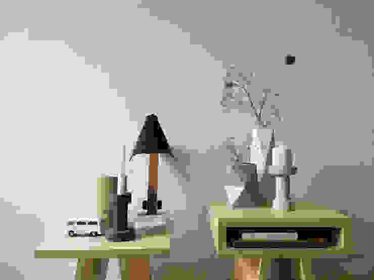 industrial  by Tim Vinke - Interior Design, Industrial Wood Wood effect