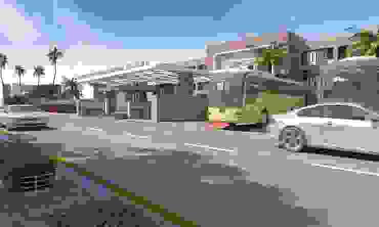GANDHI INTERNATIONAL SCHOOL Modern schools by INCEPT DESIGN SERVICES Modern