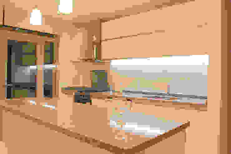 CASA BP Cocinas modernas: Ideas, imágenes y decoración de FORMA Arquitectura & Diseño Moderno