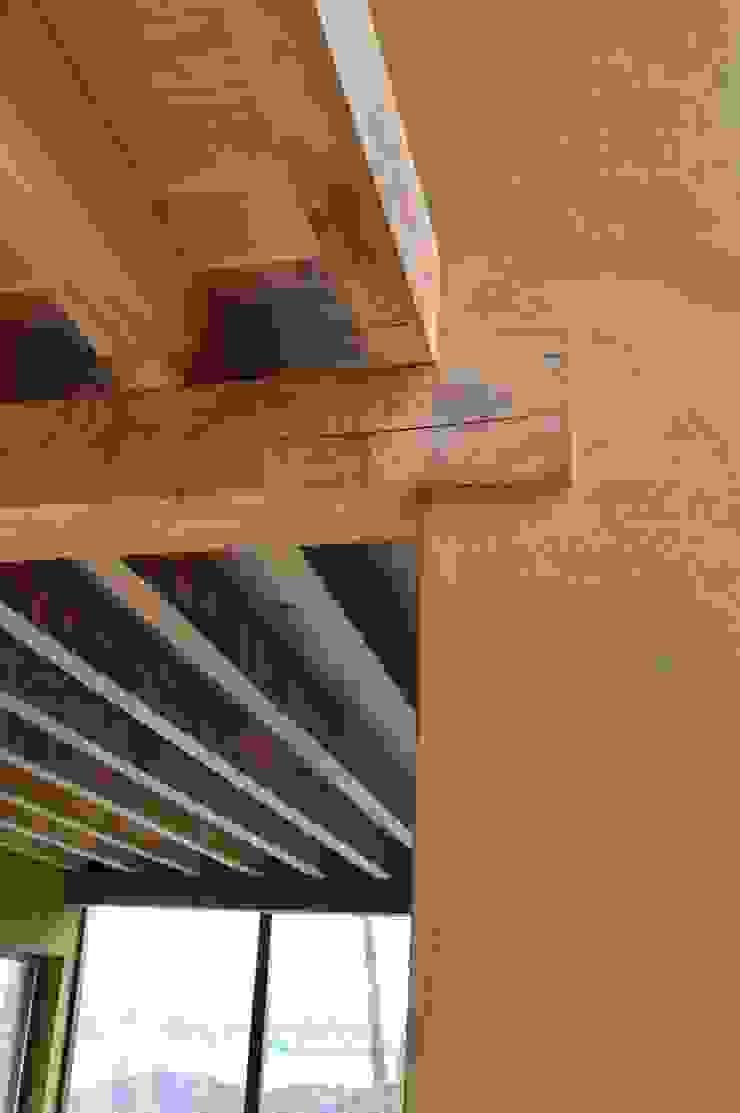 STROOM architecten Salones rurales Amarillo