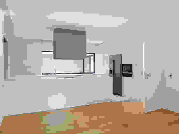 Casa Azevedo Coutinho Cozinhas minimalistas por Diana Vieira da Silva Arquitectura e Design Minimalista