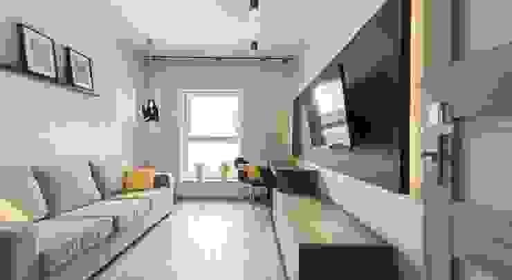 Oficinas y bibliotecas de estilo moderno de Inspiration Studio Moderno