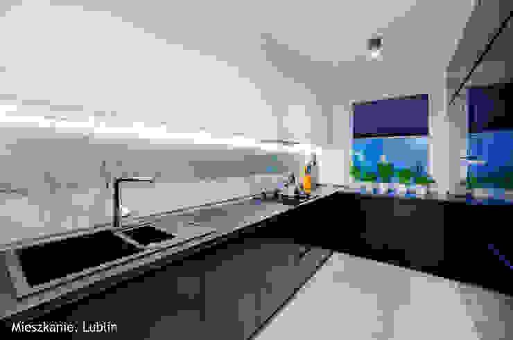 Cocinas de estilo  por Auraprojekt, Minimalista