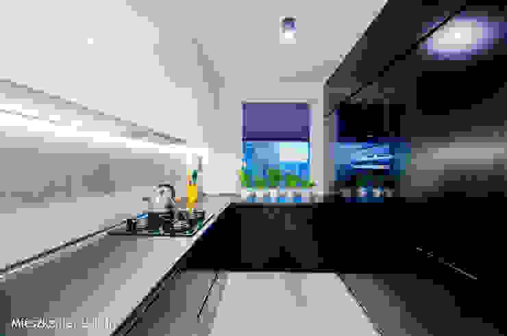 مطبخ تنفيذ Auraprojekt