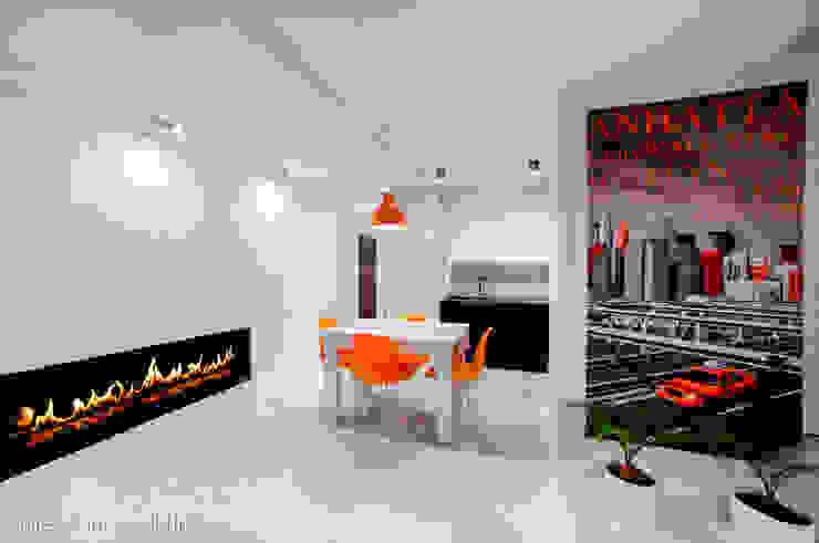 Comedores de estilo  por Auraprojekt, Minimalista