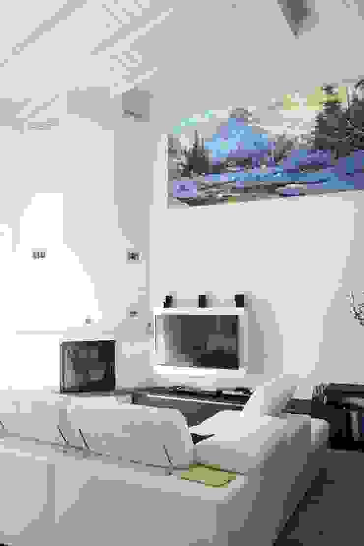 CasaAttiva Ruang Keluarga Modern