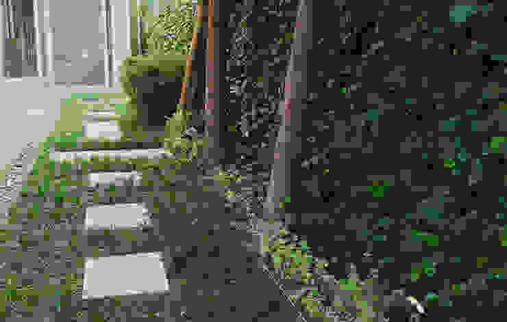 P2 Tasarım – Nur Evi Bahçesi:  tarz Bahçe,