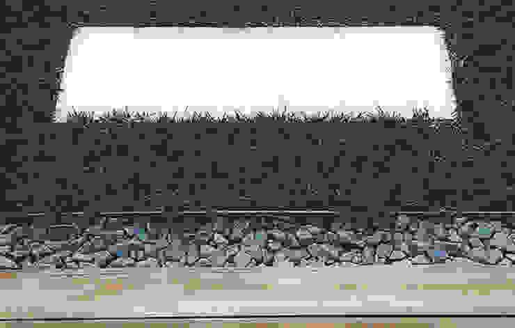 Nur Evi Bahçesi Modern Bahçe P2 Tasarım Modern