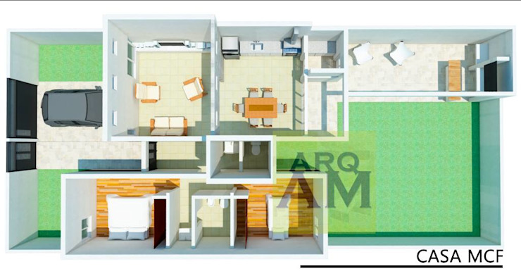 by Amor Miquel Arquitectura