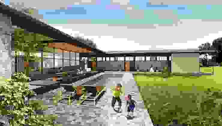Diseño Cheng+Franco Arquitectos de Ctrl+