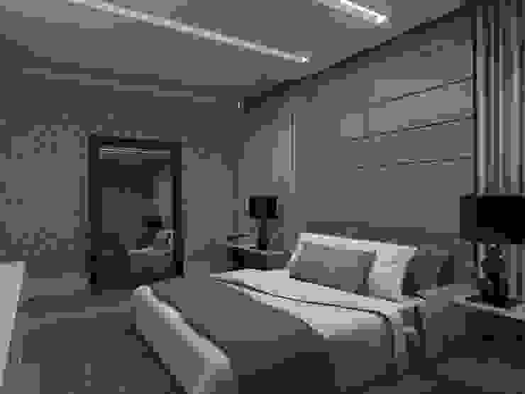 Dormitorios de estilo  de Concepto Design,