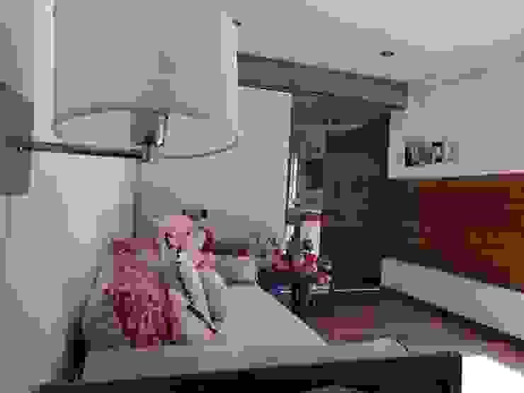 Habitaciones para niños de estilo rústico de juan olea arquitecto Rústico