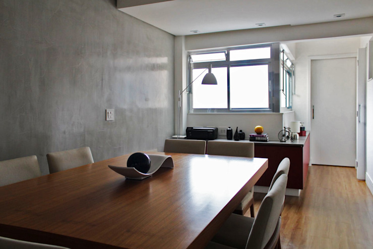 Dining room by PdP Arquitetura, Modern