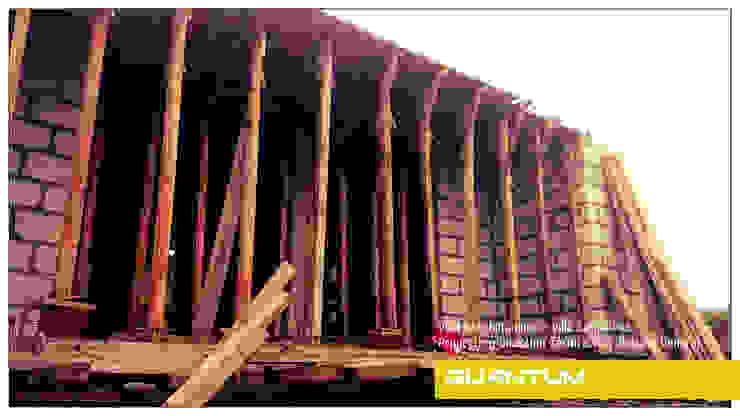 BALCON TERRAZA - VIVIENDA UNIFAMILIAR Balcones y terrazas minimalistas de Betiana Denardi   Arquitecta Minimalista Vidrio