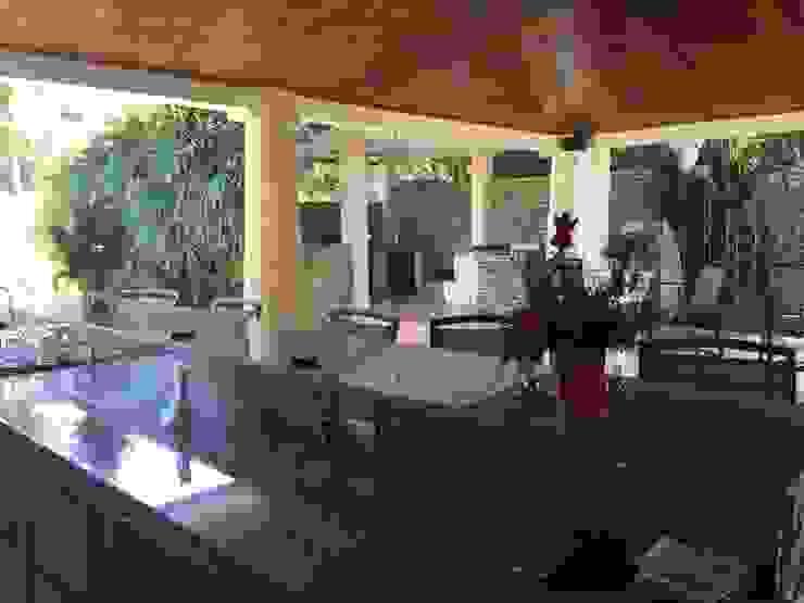 Proyecto Ejecutado Casas modernas de José D'Alessandro Moderno