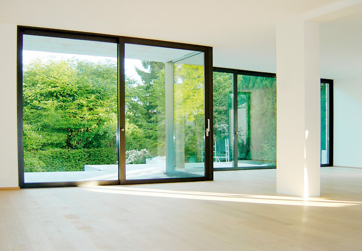 Modern living room by ALL | Architekten Landenberger + Lösekrug Modern