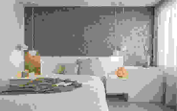 Dormitorios de estilo  por Laura Yerpes Estudio de Interiorismo, Moderno