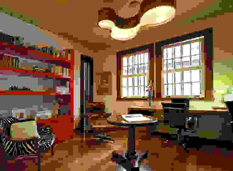by Jacqueline Ortega Design de Ambientes Classic