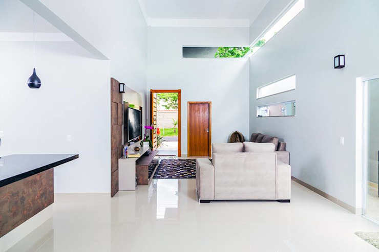 Residência M&M:   por Daniele Galante Arquitetura