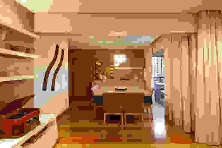 Jacqueline Ortega Design de Ambientes Dining room