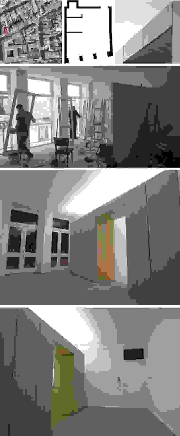 Apartamento T0 por Ivo Sampaio Arquitectura Minimalista