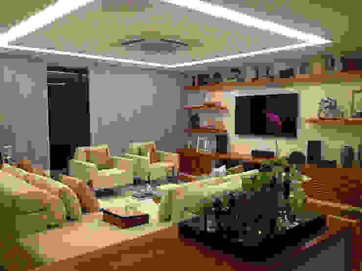 Modern living room by GEA Arquitetura Modern
