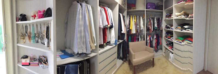 Nowoczesna garderoba od Up Decor Interiores Nowoczesny