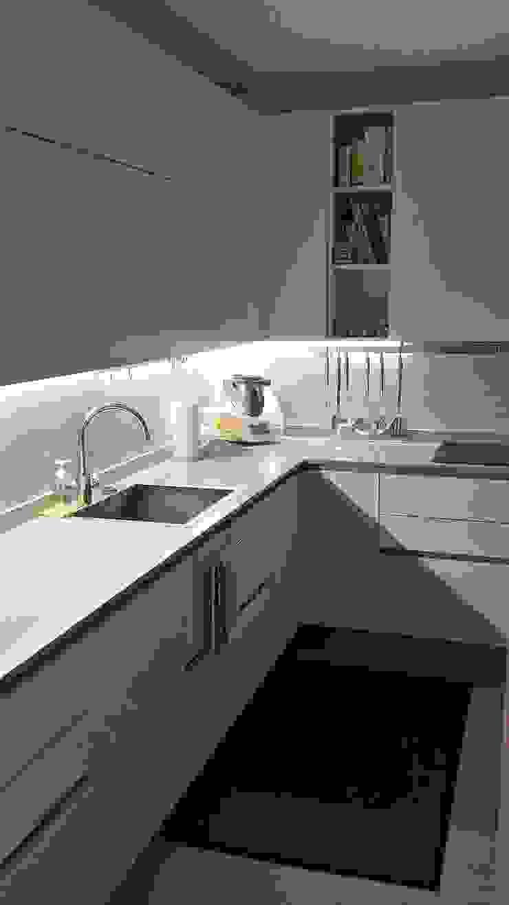Cubisoft Modern kitchen