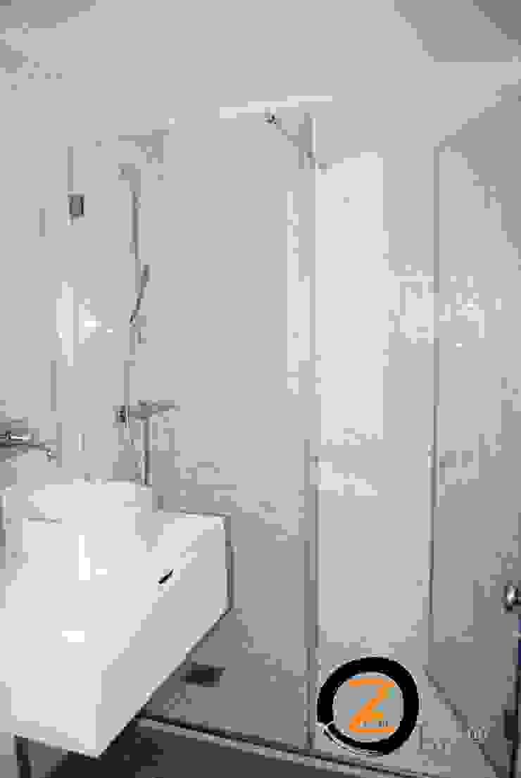 Obra Lapa Casas de banho modernas por ObraZen Moderno