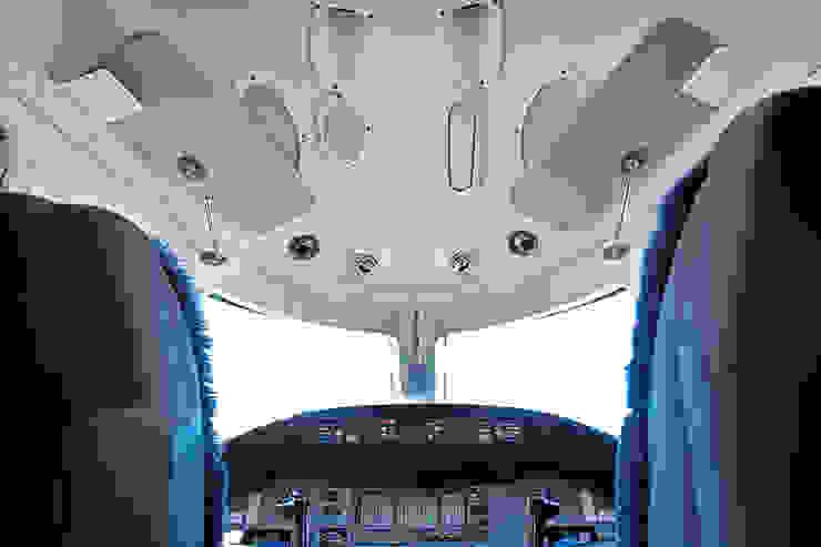 Interieur ontwerp zakenjet Moderne vliegvelden van All-In Living Modern