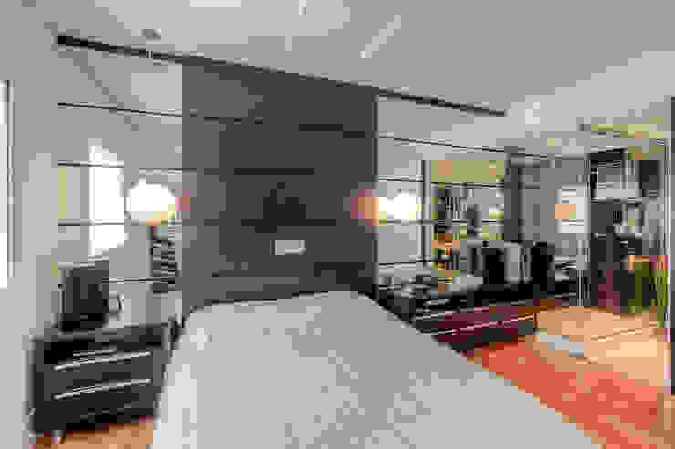 Modern Yatak Odası VL Arquitetura e Interiores Modern
