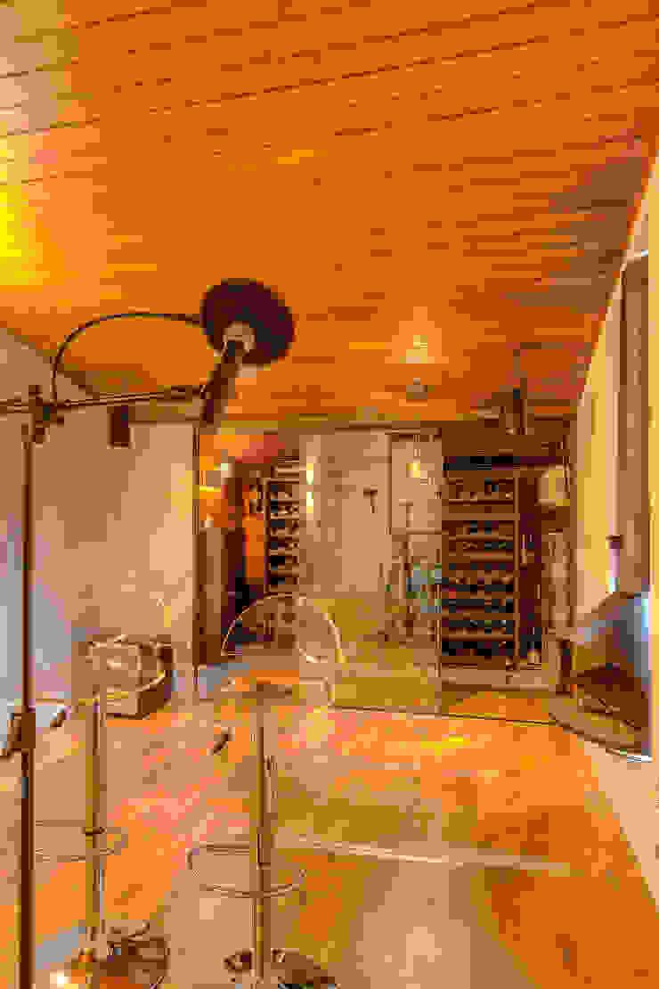 Modern Oturma Odası VL Arquitetura e Interiores Modern