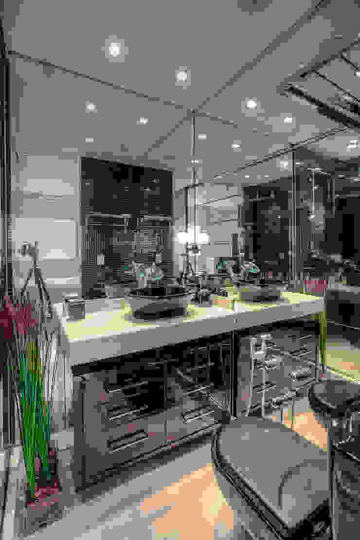 Modern Banyo VL Arquitetura e Interiores Modern