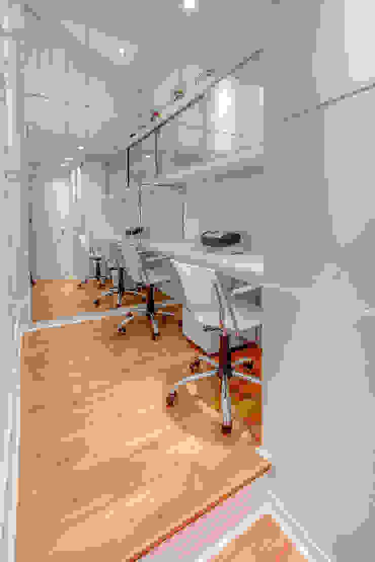 Modern Çalışma Odası VL Arquitetura e Interiores Modern