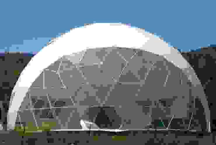 domo para eventos Salas multimedia de estilo moderno de smart domos Moderno
