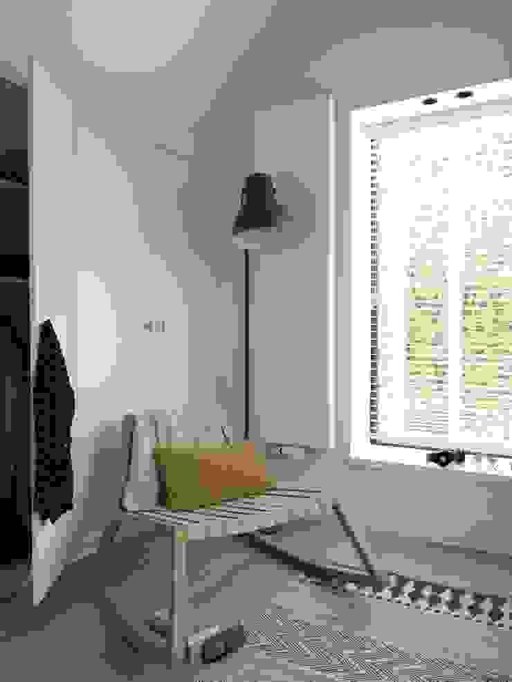 Monument aan de waterkant – vergunningsvrije uitbreiding Moderne slaapkamers van ENZO architectuur & interieur Modern