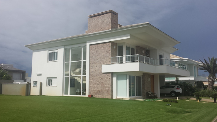 Biazus Arquitetura e Design Maisons modernes