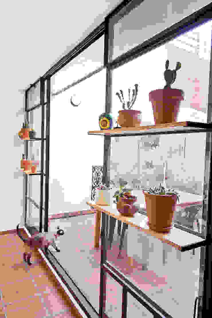 Modern kitchen by CA.ZA Modern Iron/Steel