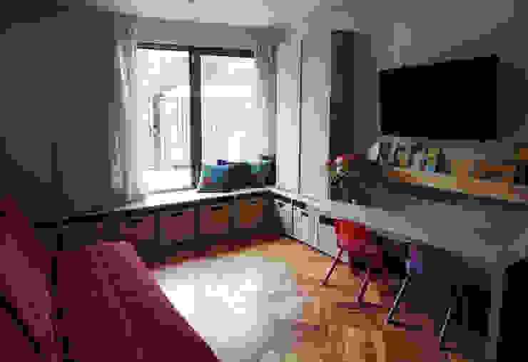 Sala de juegos Habitaciones para niños de estilo moderno de KRAUSE CHAVARRI Moderno