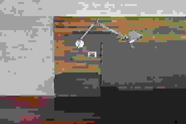 Dormitorio principal de KRAUSE CHAVARRI Moderno