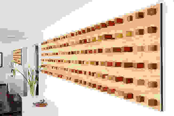 Departamento Doig Salas modernas de Oneto/Sousa Arquitectura Interior Moderno
